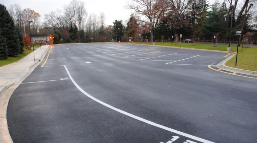 Parking Lot Paving Hopewell VA